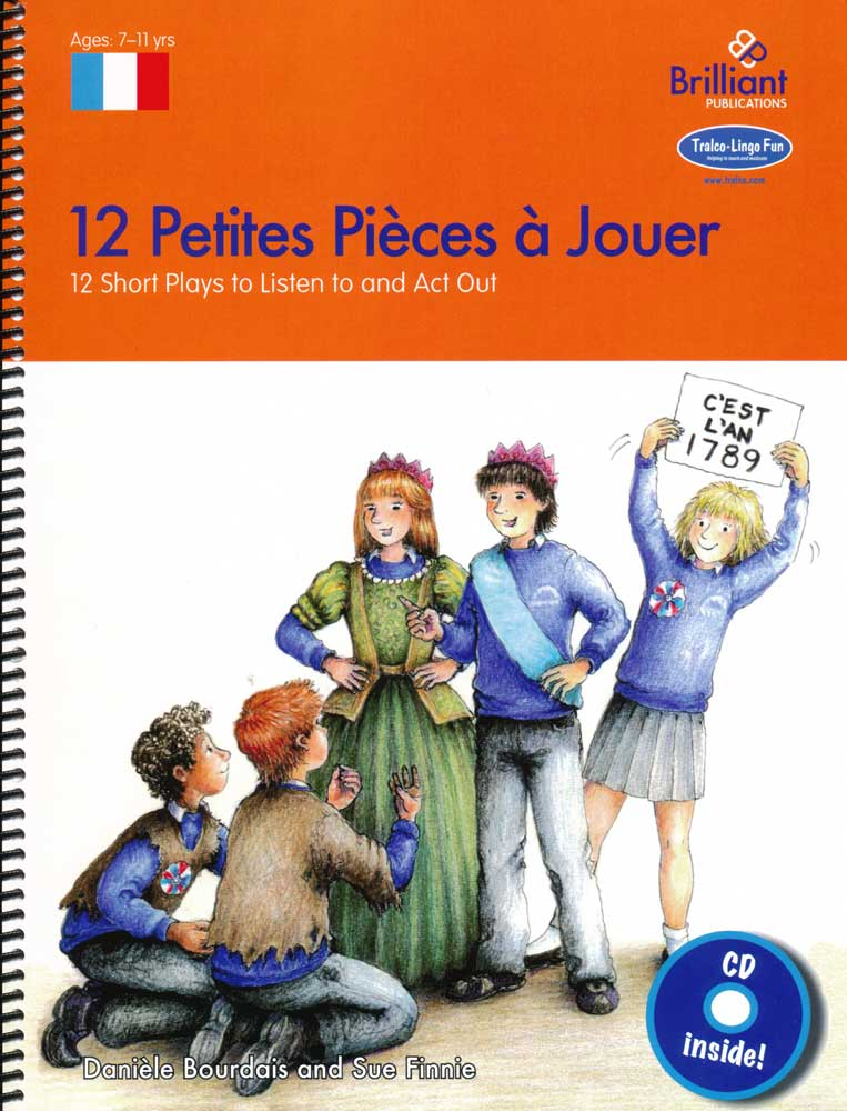 12 Petites Pieces a Jouer With CD