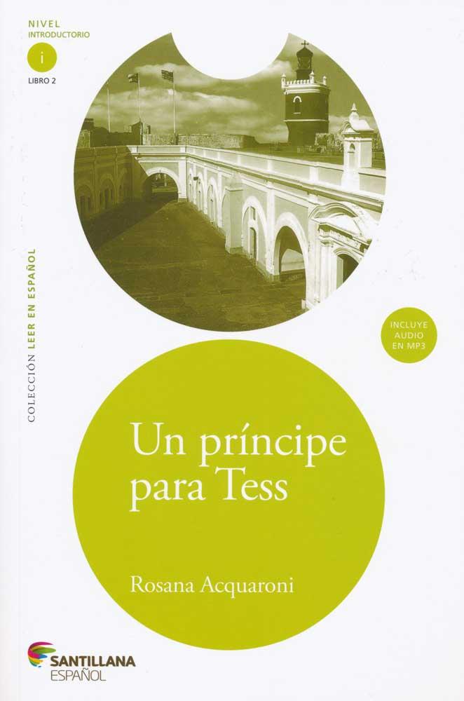 Un príncipe para Tess Spanish Reader + Audio CD Nivel Introductorio i Libro 2