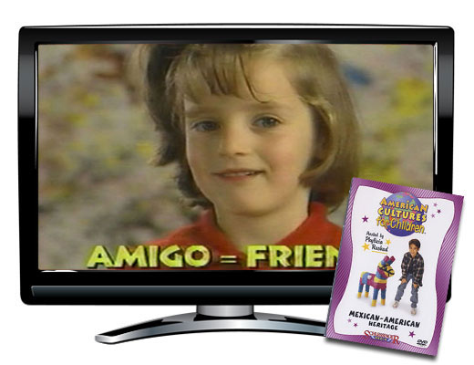 Mexican-American Heritage DVD