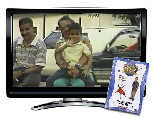 Puerto Rico Heritage DVD