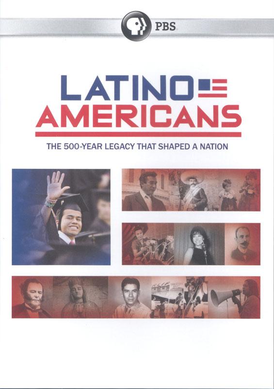 Latino Americans DVD