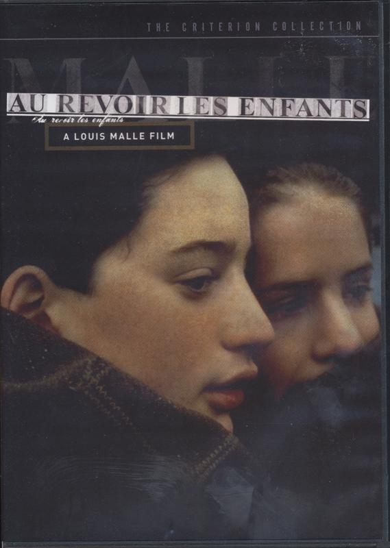 Au Revoir Les Infants French DVD