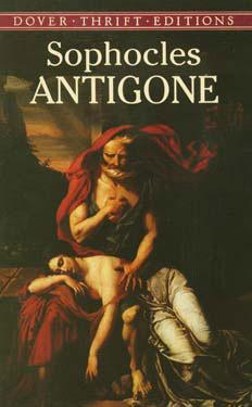 Antigone Paperback Book (1090L)