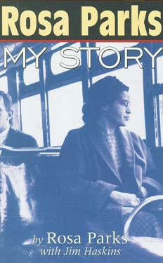 Rosa Parks My Story Paperback Book (970L)