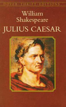 Julius Caesar Paperback Book (NC980L)