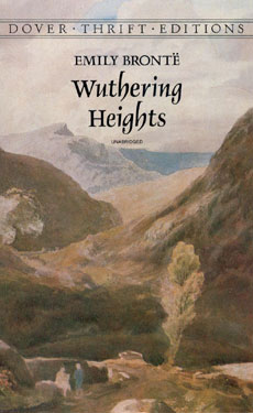 Wuthering Heights Paperback Book (870L)
