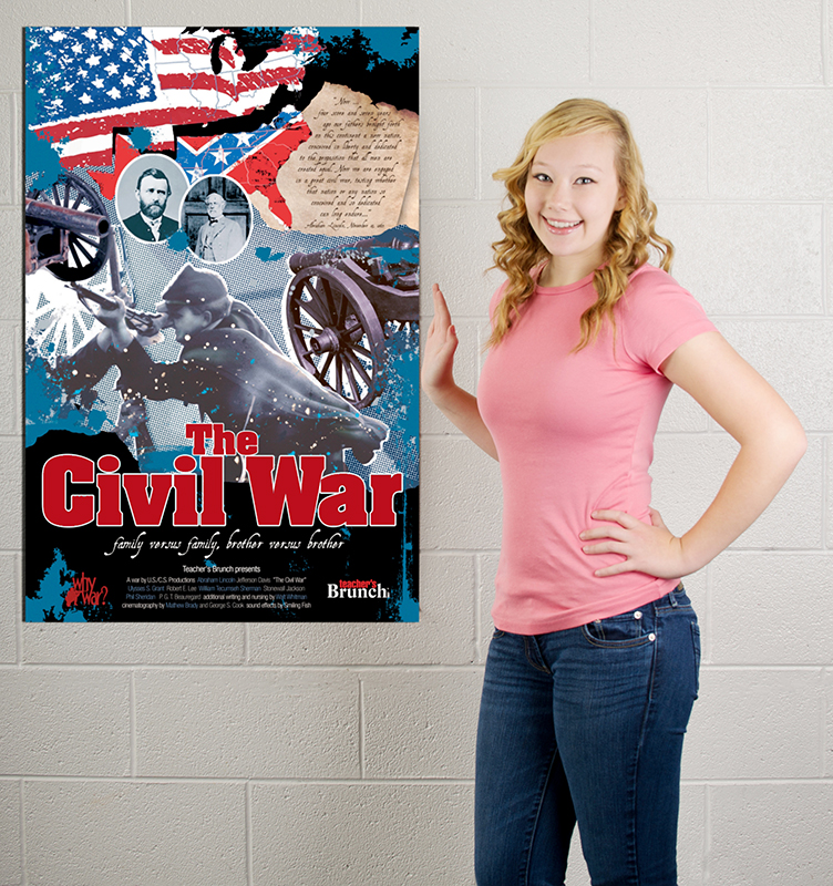 Civil War Movie Poster