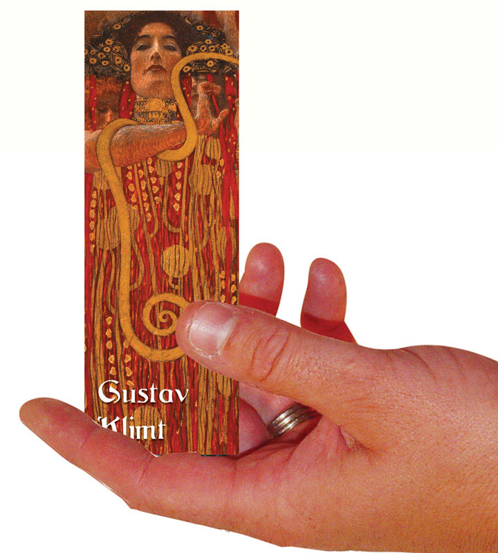 Gustav Klimt Set Of 100 Bookmarks