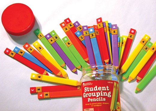 Grouping Pencils Set of 36