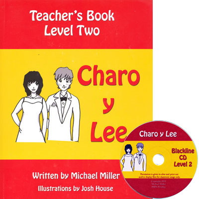 Charo y Lee Teacher's Book & CD Level Two