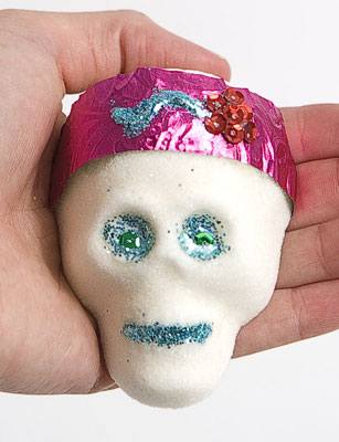 Make Your Own Sugar Skull Set