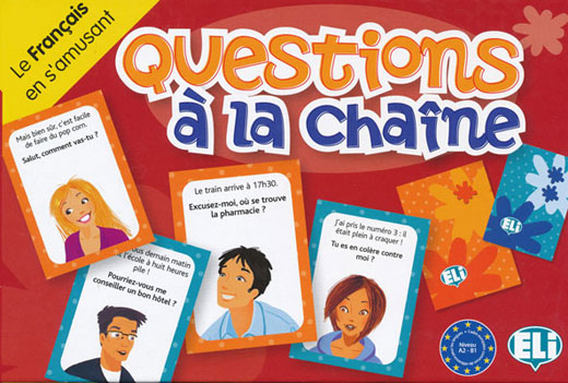 Chain of Questions French Game