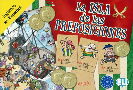La Isla de las Preposiciones Game