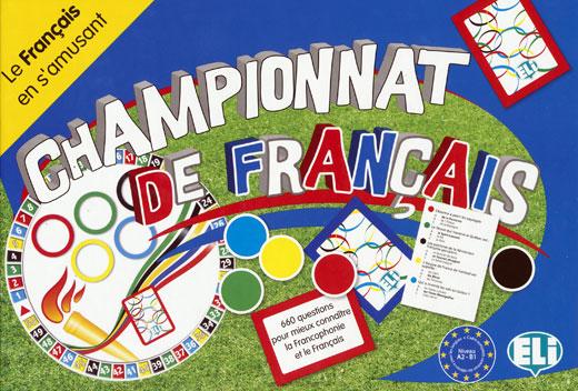 Championnat de Francais Game