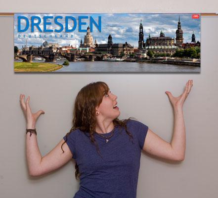Dresden Panoramic Poster