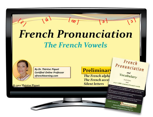 French Pronunciation and Vocabulary DVD