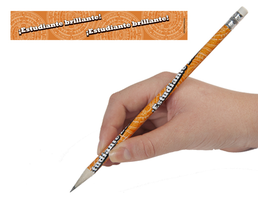 Brilliant Student Spanish Pencils (2013)
