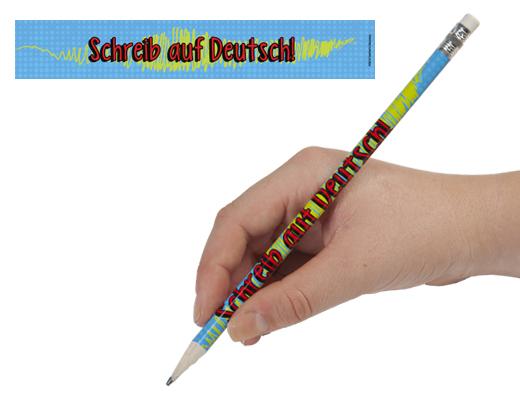 Write It In German Pencils (2013)