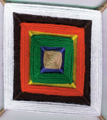 Ojo de Dios (God's Eye) Kit