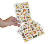 Scented Stickers Spanish