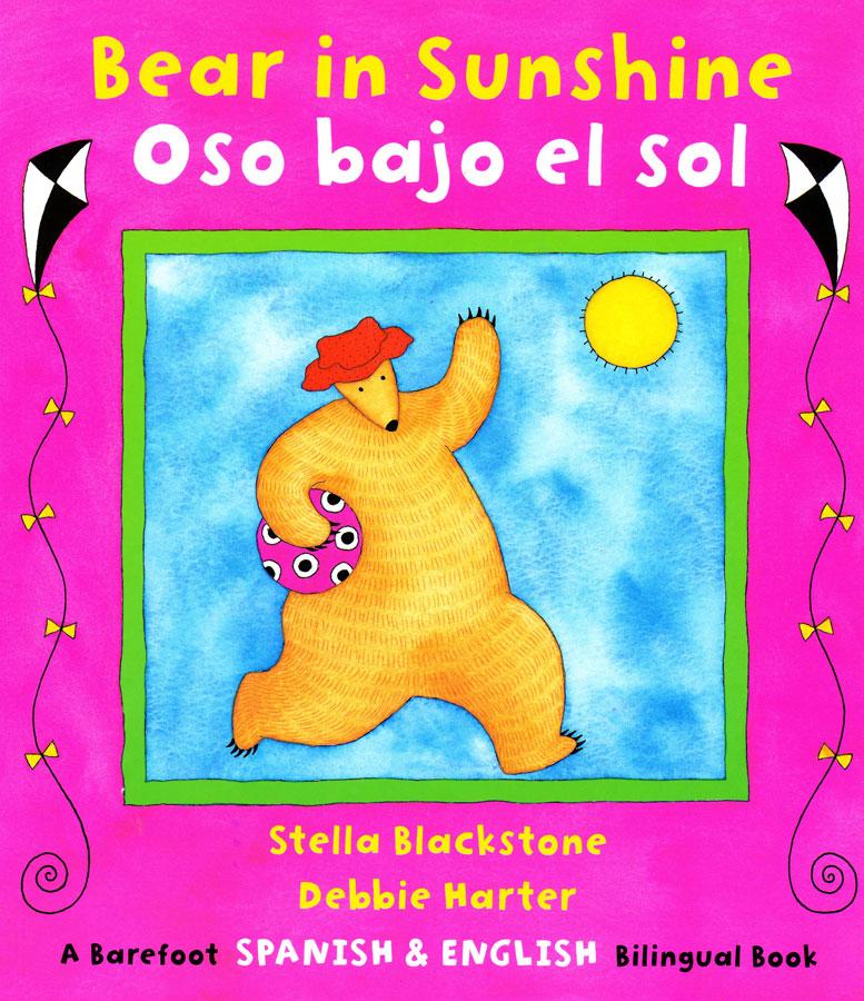 Oso Bajo el Sol Bilingual Book