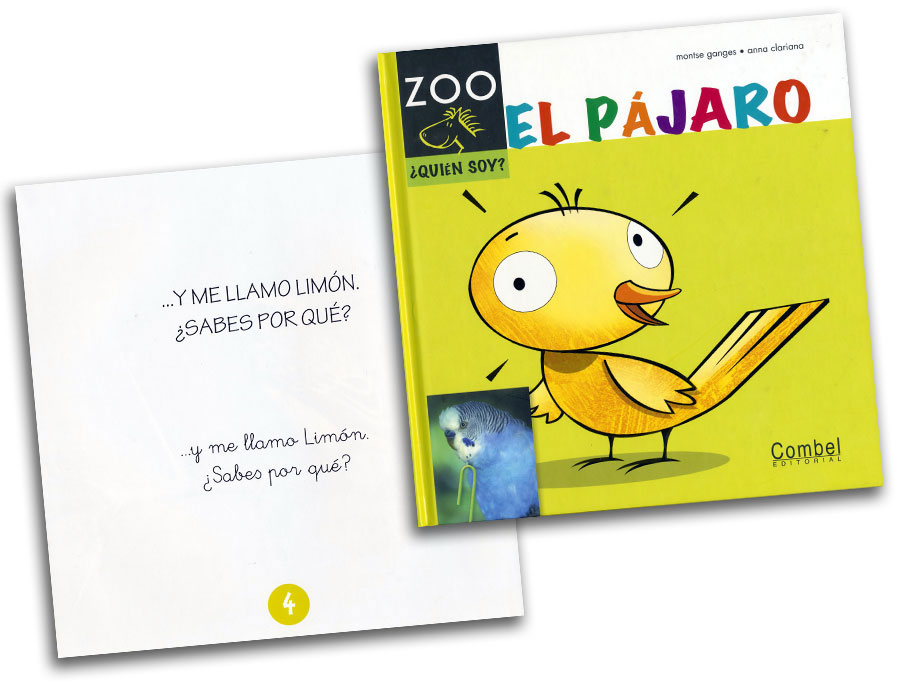 El pájaro Spanish Storybook