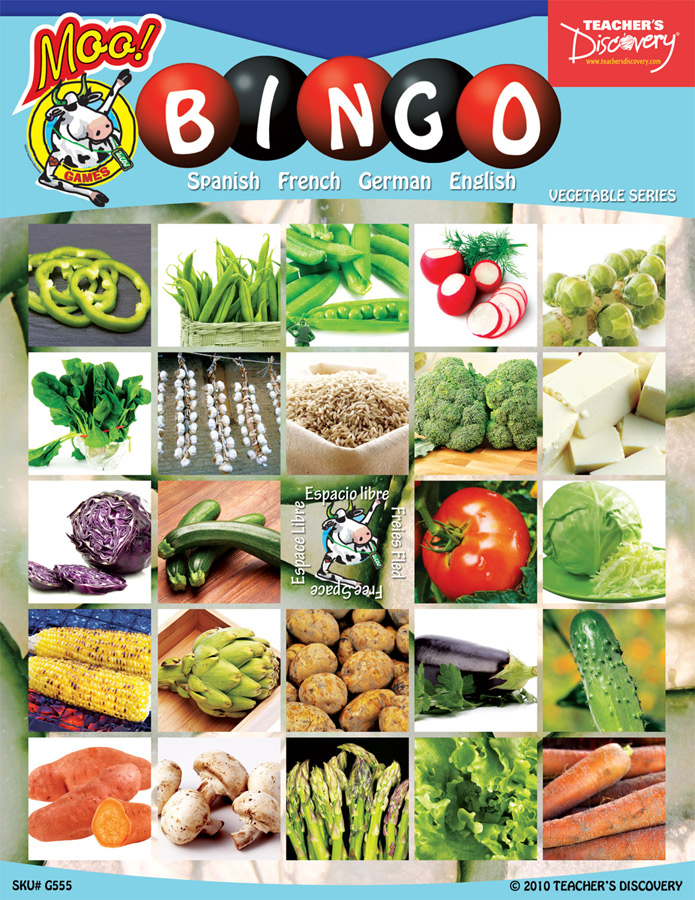 Vegetable Bingo (2010)
