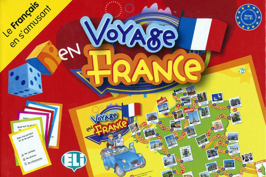 Voyage en France Game