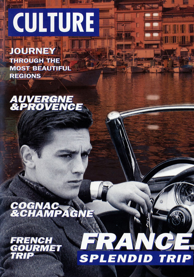 Splendid Trip France DVD Set