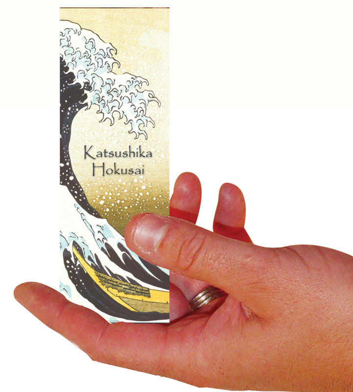 Hokusai Set Of 100 Bookmarks