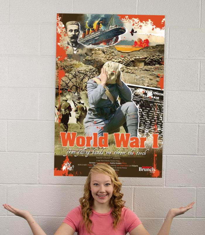World War I Movie Poster