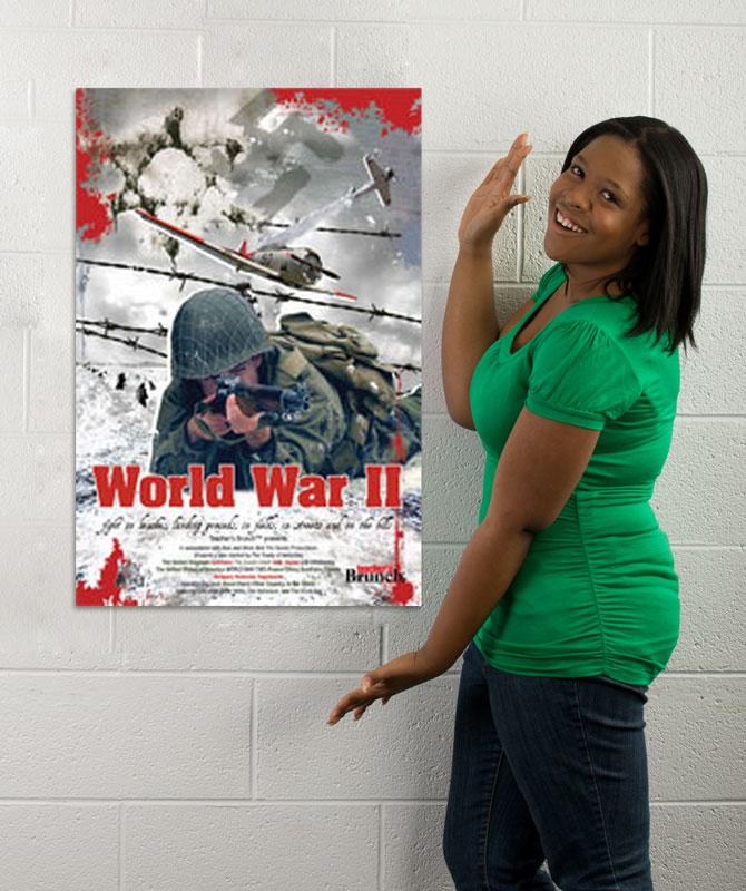 World War II Movie Poster