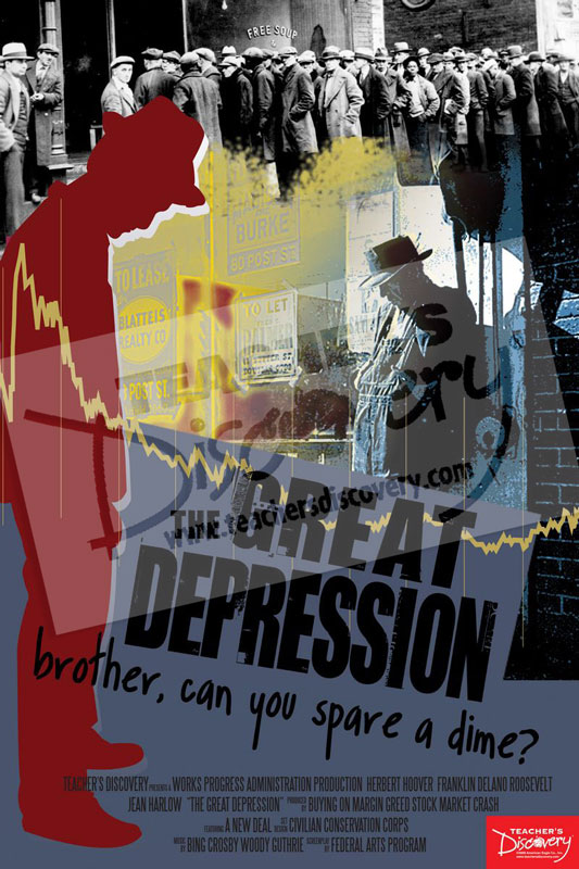 Great Depression Movie Poster
