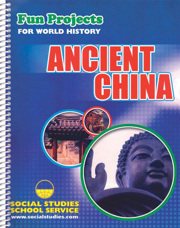Ancient China: Fun Projects For World History