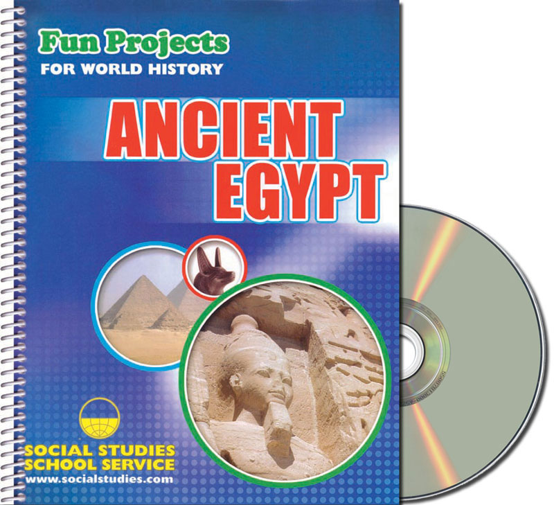 Ancient Egypt: Fun Projects For World History