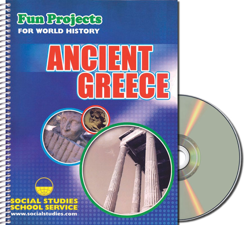 Ancient Greece: Fun Projects For World History
