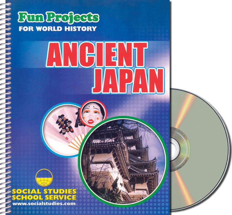 Ancient Japan: Fun Projects For World History