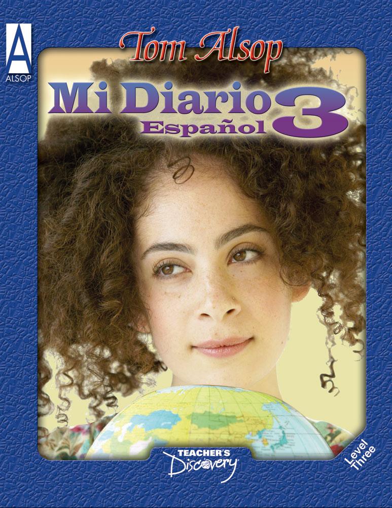 Mi diario español 3 Book