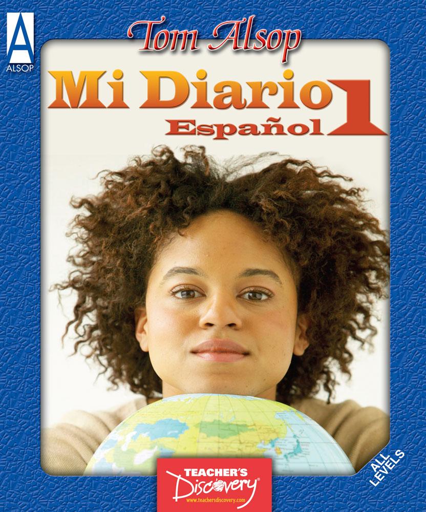 Mi diario español 1 Book
