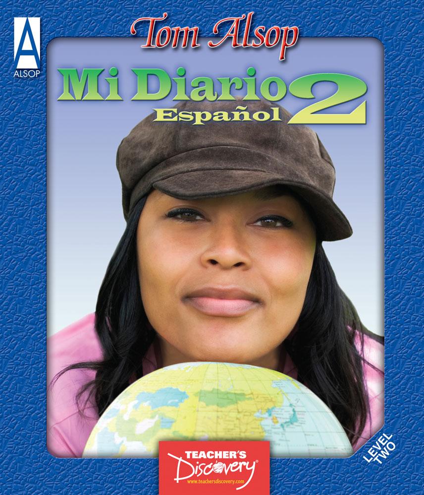 Mi diario español 2 Book