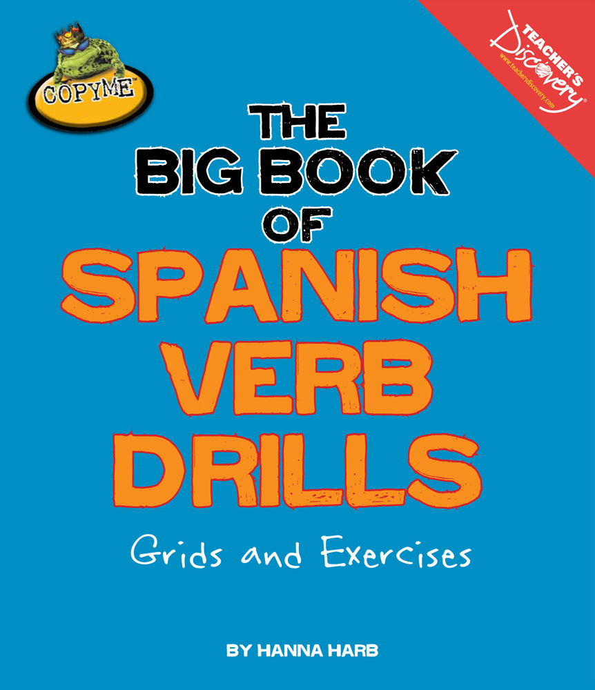 Big Book of Spanish Verb Drills