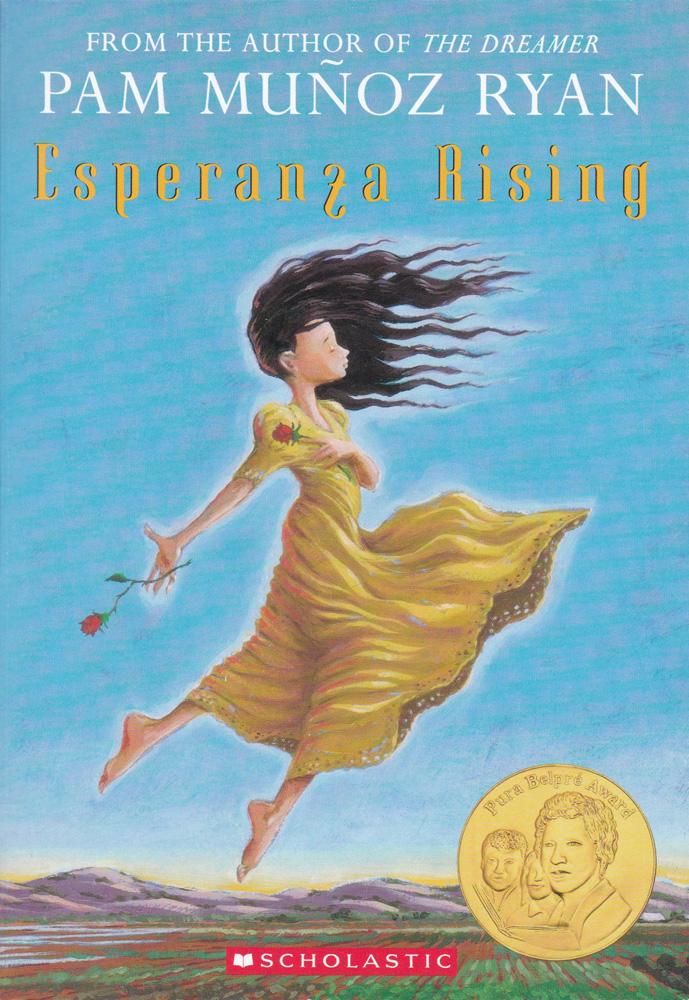 Esperanza Rising English Book (750L)