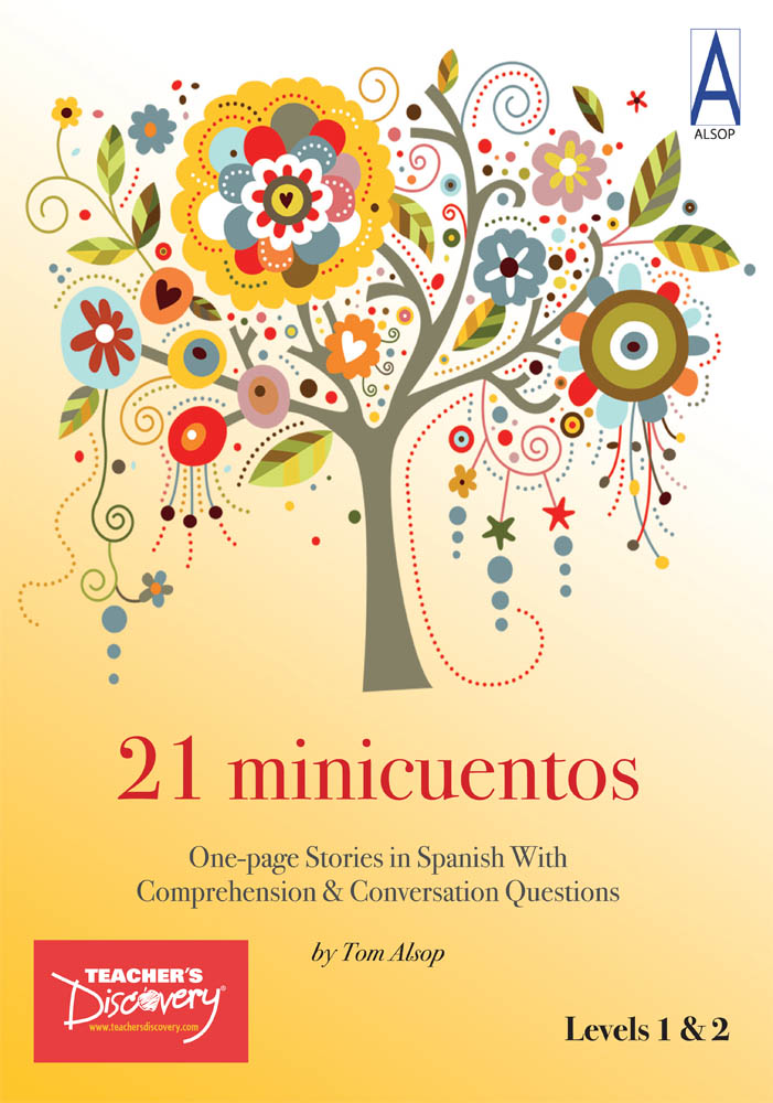 21 minicuentos Spanish Reader