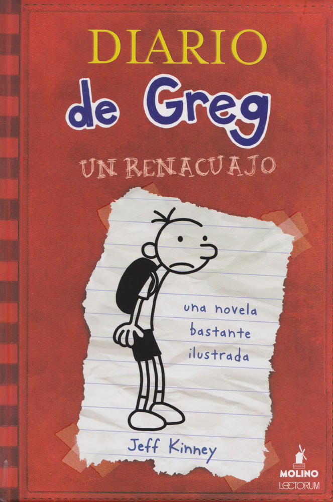 Diary of a Wimpy Kid Spanish Reader