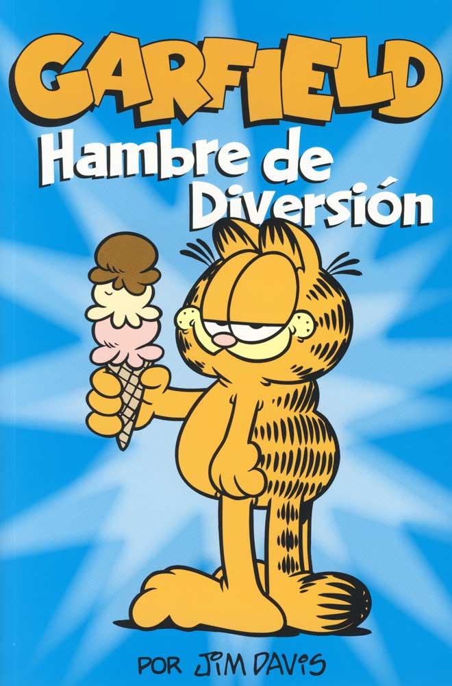 Garfield: Hambre de diversión Spanish Comic Book