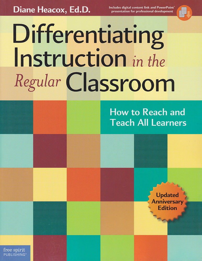 Differentiating Instruction in the Regular Classroom Book