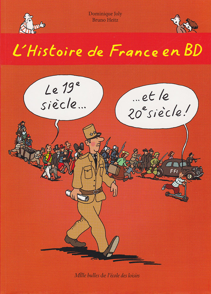 L'Histoire de France en BD Volume 6 Graphic Novel