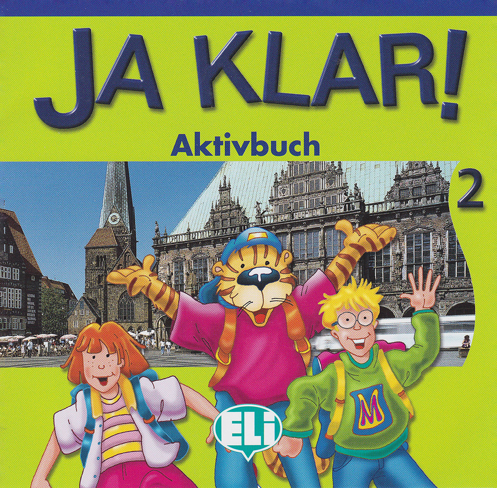 Ja Klar! 2 German Book on CD-ROM