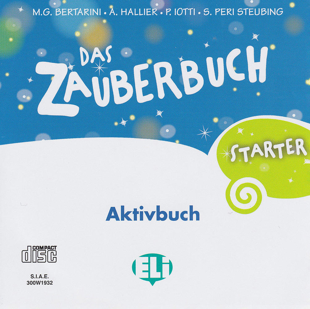 Dax Zaiuberbuch Starter German Book on CD-ROM