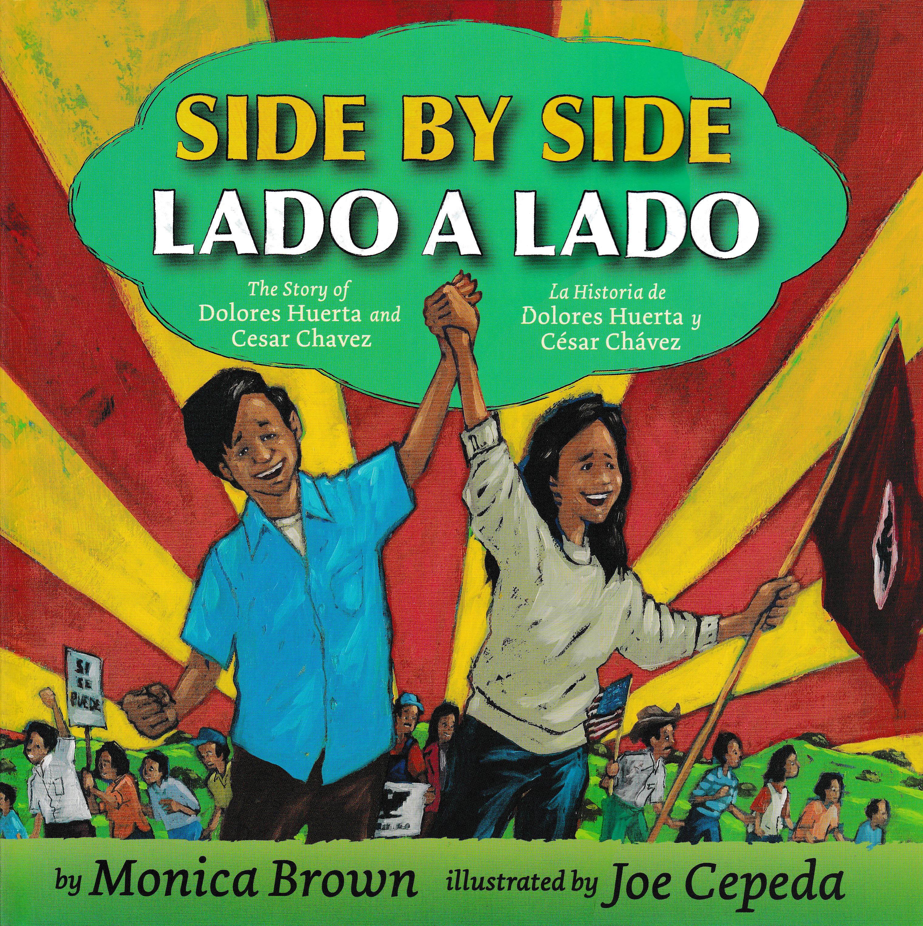 Side by Side/Lado a lado Bilingual Picture Book